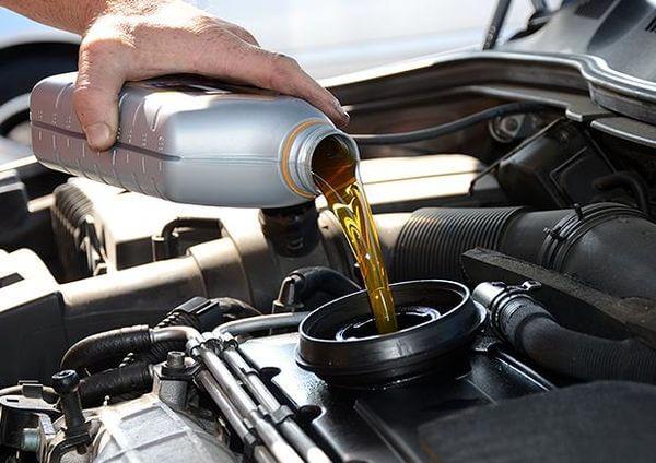 sostituzione olio e filtro castel mella