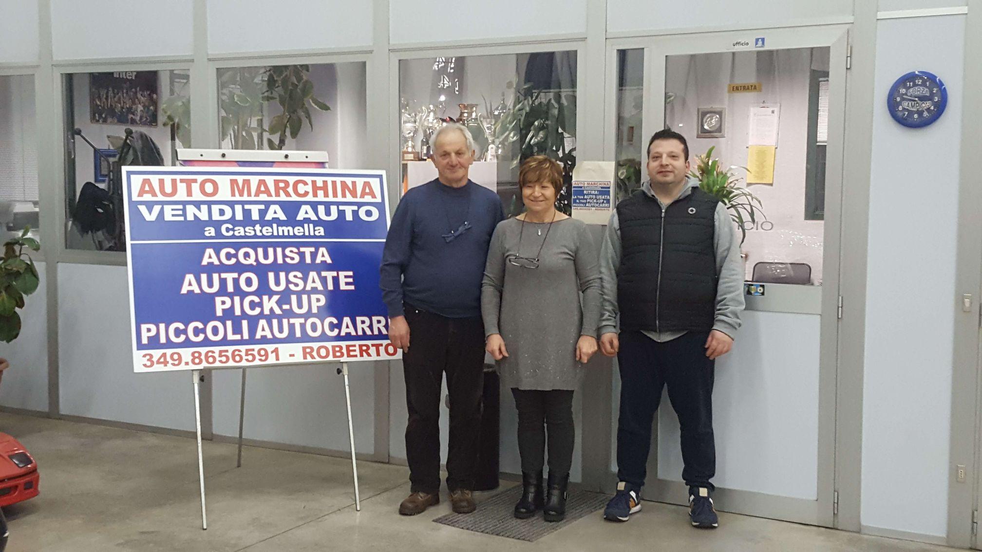 Autoriparazioni Marchina Roberto & C. - Castel Mella (Brescia)